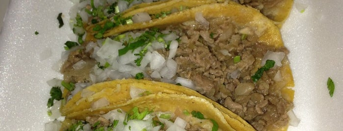 Tacos Manolo is one of [To-do] DF.