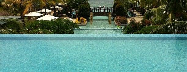 Crimson Resort & Spa Mactan is one of Ben's list for Hotel and Resort.