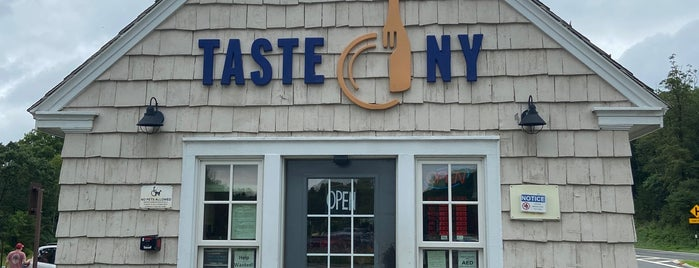 Taste NY at Todd Hill is one of Memorable.