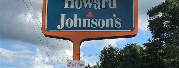 Howard Johnson's Restaurant is one of CBS Sunday Morning 3.