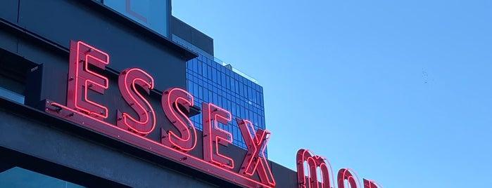 Essex Market is one of Locais salvos de Anthony.