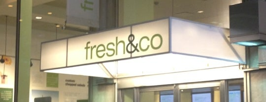 Fresh & Co is one of Lunchtime.