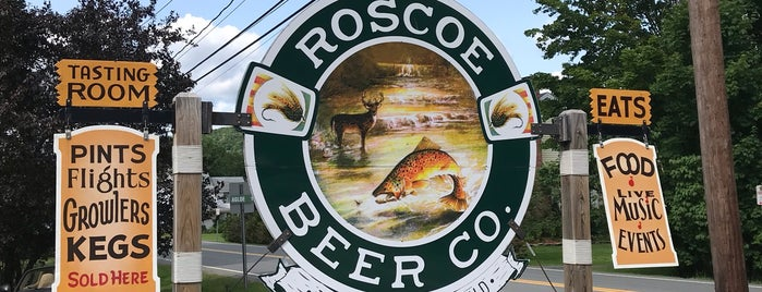 Roscoe Beer Co. is one of Catskills.