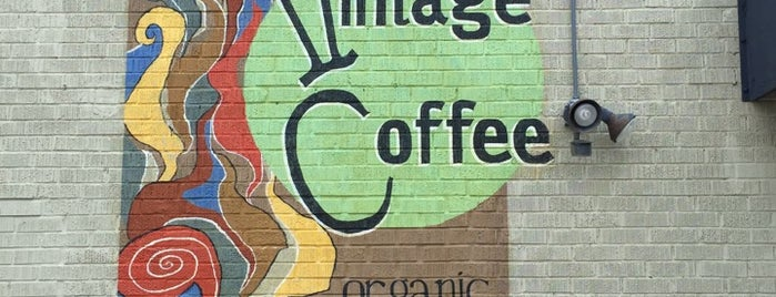 Vintage Coffee is one of Best of OKC Metro Area.