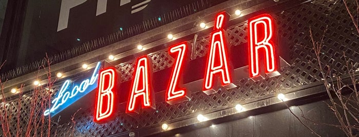 Bazar Tapas Bar and Restaurant is one of NYC restaurants.