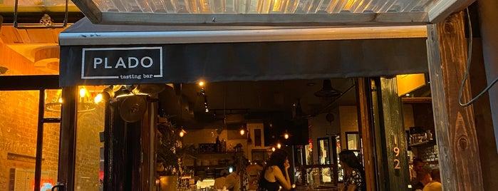 Plado Tasting Bar is one of Bars.