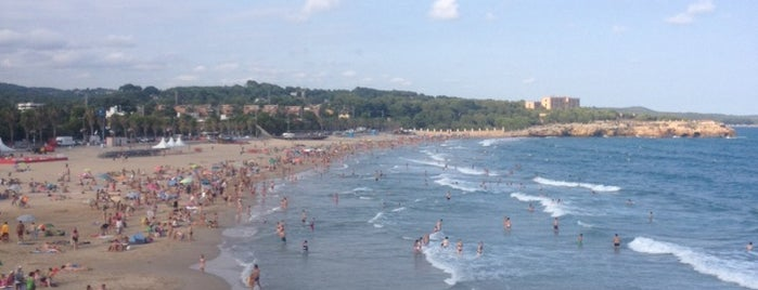 Platja de l'Arrabassada is one of Playas de España: Cataluña.
