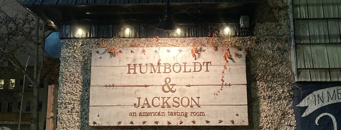 Humboldt & Jackson is one of BK To Do.