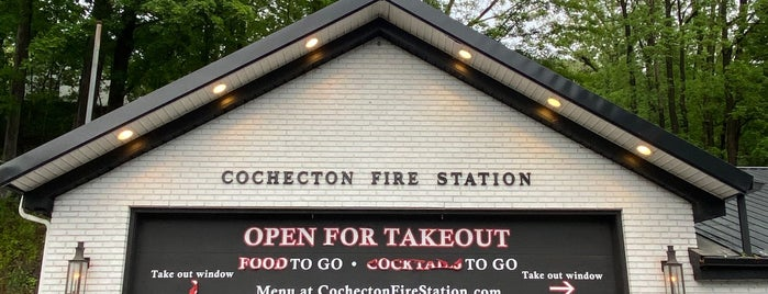 Cochecton Fire Station is one of Around Narrowsburg.