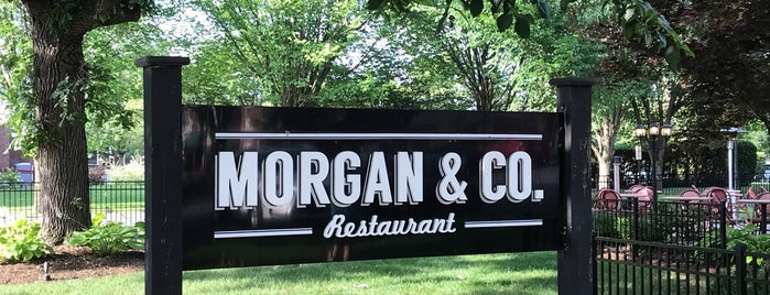 Morgan & CO. is one of Lugares favoritos de Andy.