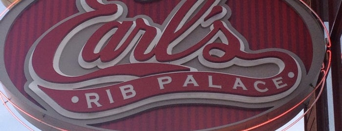Earl's Rib Palace is one of Best of OKC Metro Area.