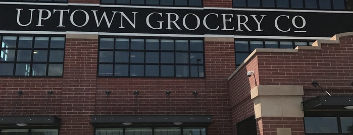 Uptown Grocery Co. is one of OKC Faves.