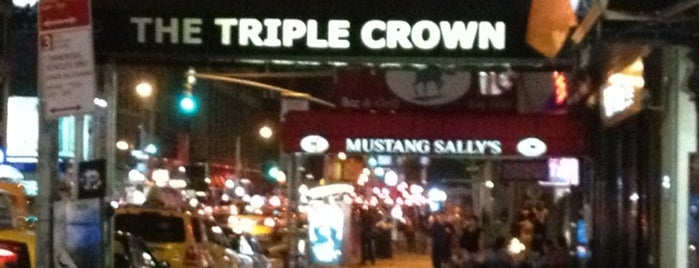 The Triple Crown Ale House & Restaurant is one of Fav places to go.