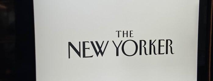 Condé Nast is one of Lieux qui ont plu à Emily.