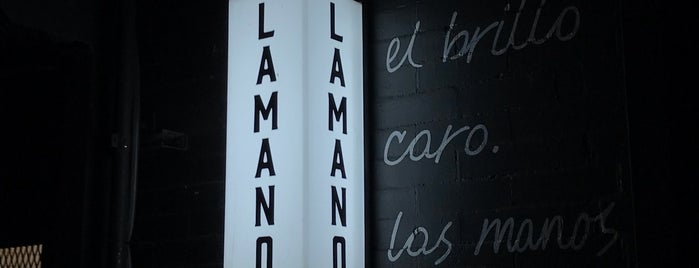 Lamano Tapas & Wine Bar is one of NYC Restaurants to visit 2018.