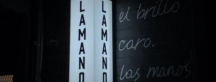 Lamano Tapas & Wine Bar is one of manhattan restaurants.