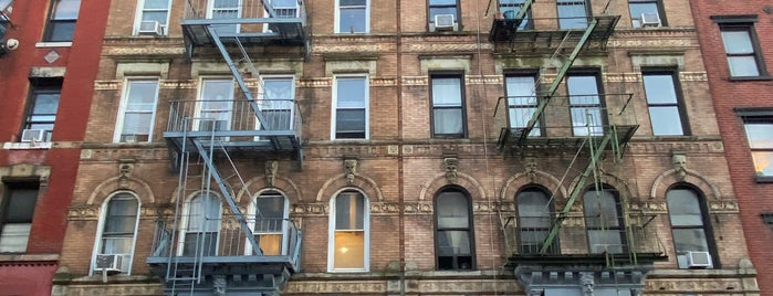 96 and 98 St. Mark's Place is one of NYC.