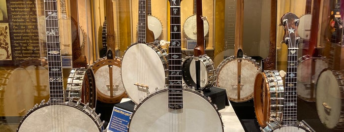"American Banjo Museum is one of Oklahoma City ""Musts""."