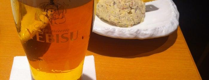 YEBISU Bar is one of ビアパブ(都内).