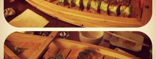 Fujiyama Japanese Restaurant is one of NOVA.