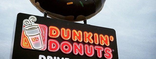 Dunkin' is one of Baha : понравившиеся места.