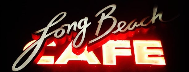 Long Beach Cafe is one of Lugares guardados de Ben.