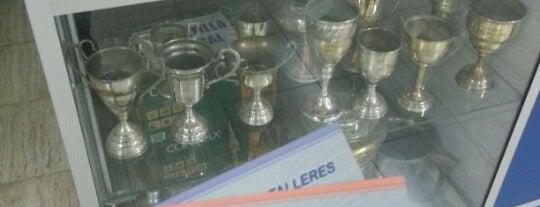 Sede Social Club Atlético Talleres is one of Part 1~International Sporting Venues....