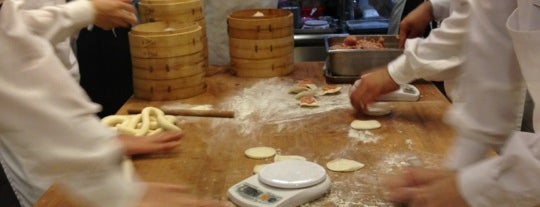 Din Tai Fung is one of Taipei Eats.