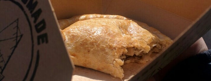 Cornwall Pasty Pirates is one of To-Do.