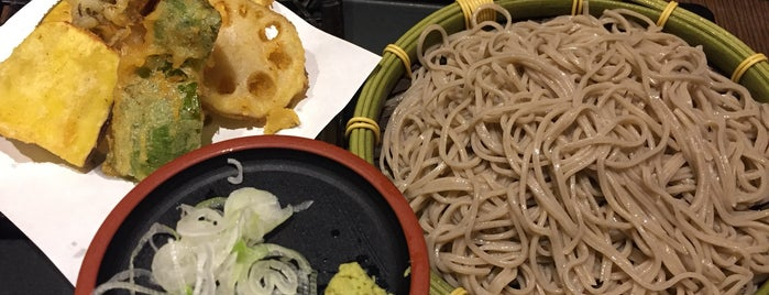 そばうどん處七福 弁天庵 四ツ谷店 is one of Hideさんの保存済みスポット.