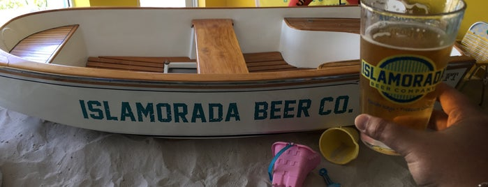 Islamorada Beer Company is one of Keys Dining, Desserting and Fun.