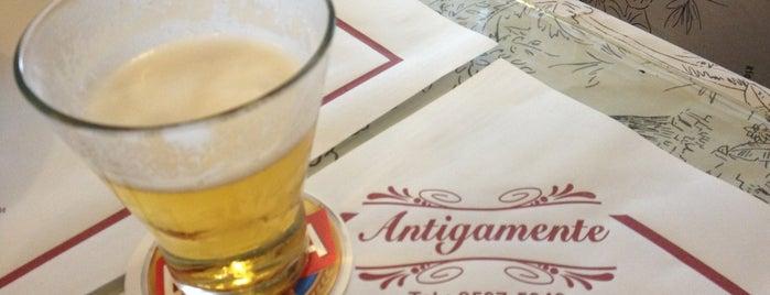 Antigamente is one of Botecos cariocas.