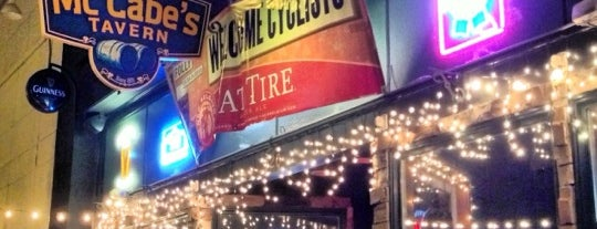 McCabe's Tavern is one of Colorado's Music Venues.
