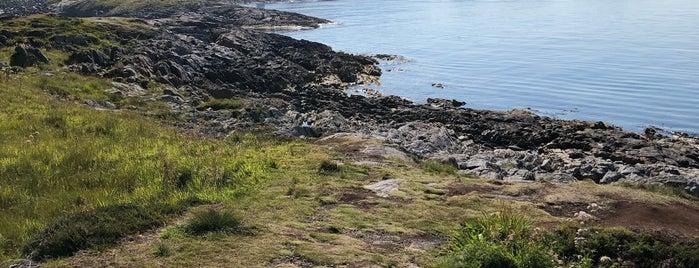 Atlanterhavsvegen is one of Norge 2019.