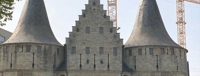 Het Rabot (Drie Toorekens) is one of สถานที่ที่บันทึกไว้ของ Dmitry.