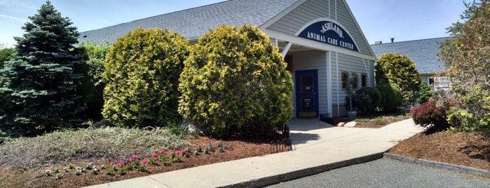 Ashland Animal Hospital is one of สถานที่ที่ Gail ถูกใจ.
