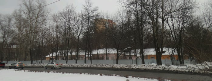 Усадьба «Костино» is one of Ancient manors of Russia.
