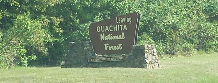 Ouachita National Forest is one of Ashley 님이 좋아한 장소.