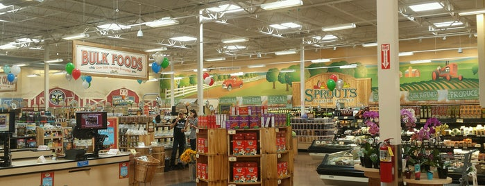 Sprouts Farmers Market is one of Andrea's Liked Places.