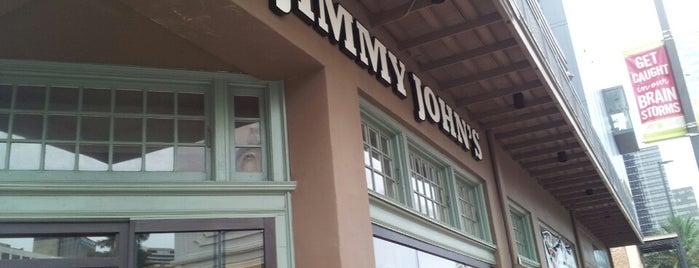 Jimmy John's is one of Tempat yang Disukai Lizzy.