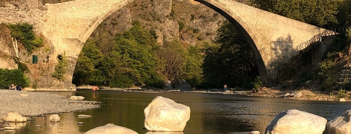 Παραδοσιακό Γεφύρι Κόνιτσας is one of Amazing Epirus.