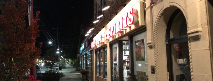 Giles Wine & Spirits is one of Bully Boy in Cambridge and Somerville.