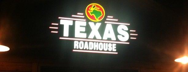 Texas Roadhouse is one of Lieux qui ont plu à jarrod.