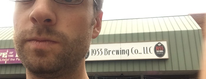1933 Brewing Company is one of FoCo BrewTour.