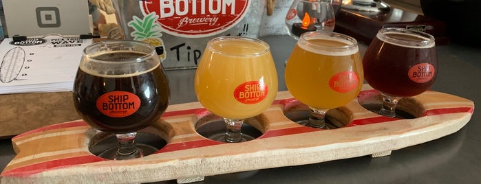 Ship Bottom Brewery is one of Craft Beer.