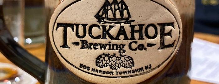 Tuckahoe Brewing Co. is one of Posti salvati di Rachel.