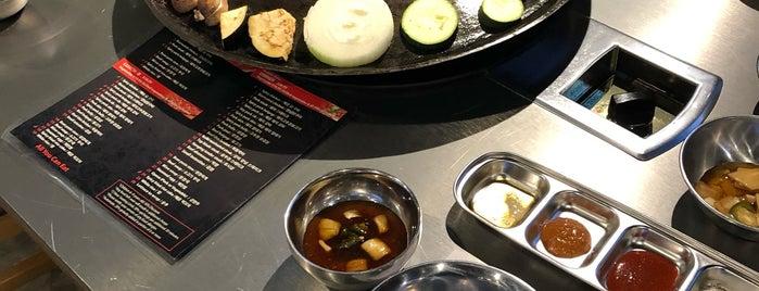 O2 Korean BBQ is one of Gespeicherte Orte von Lindsey.