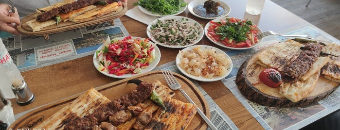 Kaya Kebap is one of Güneydoğu.