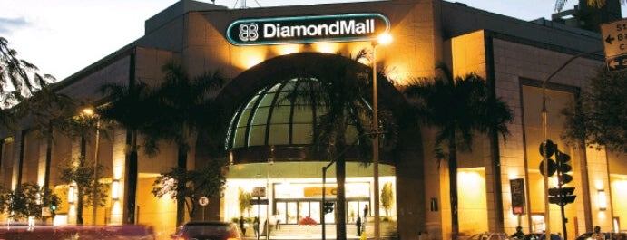 DiamondMall is one of Orte, die Mateus gefallen.