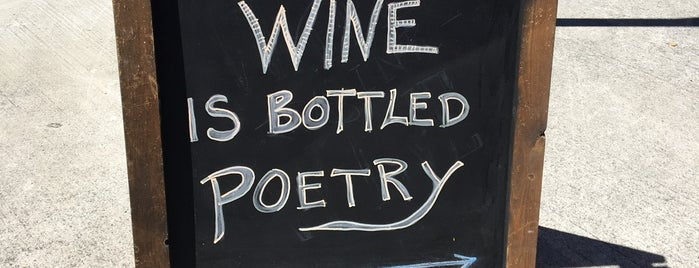 Parsonage Winery Tasting Room is one of Lieux qui ont plu à Carol.